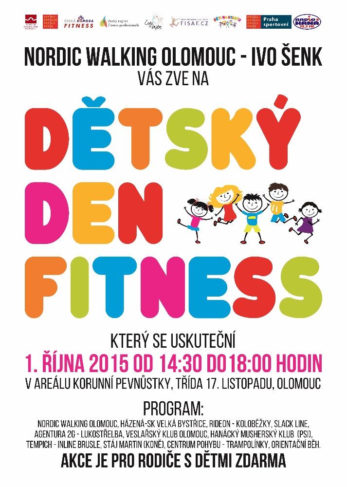 DetskyDenFitness Plakat ZMEN